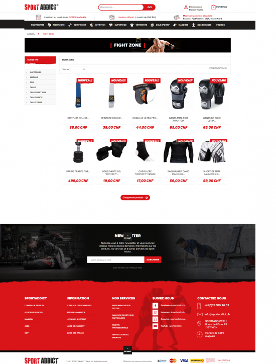 Refonte e-commerce - page 2